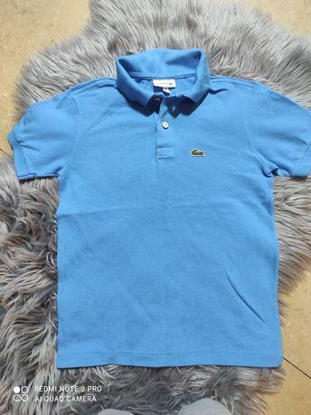Koszulka chłopięca polo Lacoste