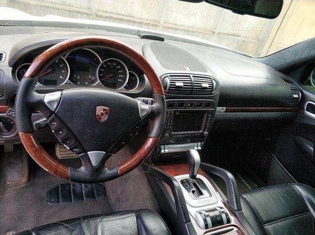 Porsche cayenne 955 салон сидения потолок ГБО карты подушка ремень