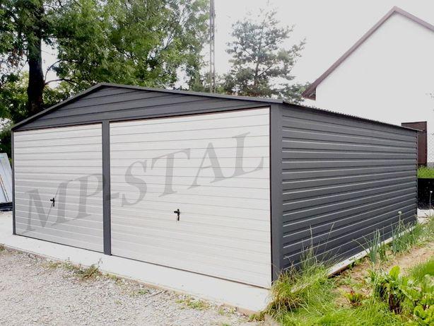 Garaże akrylowe profil zamknięty
