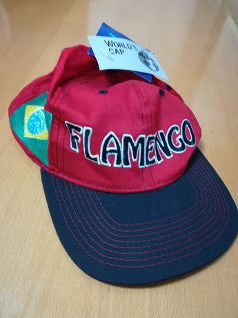 Boné, oficial Flamengo vintage