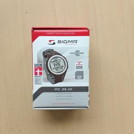 Pulsometr Sigma PC 25.10 nowy!