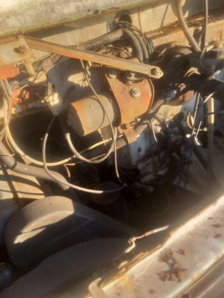 Żuk LUBLIN silnik 2,4 Diesel 2.4 D SILNIK ANDORIA 4C90