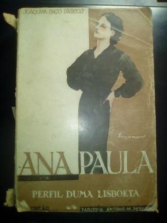 Ana Paula retrato de uma lisboeta oferta de portes de envio