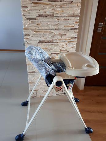 Krzesełko ze stolikiem, siedzisko do karmienia dziecka Graco