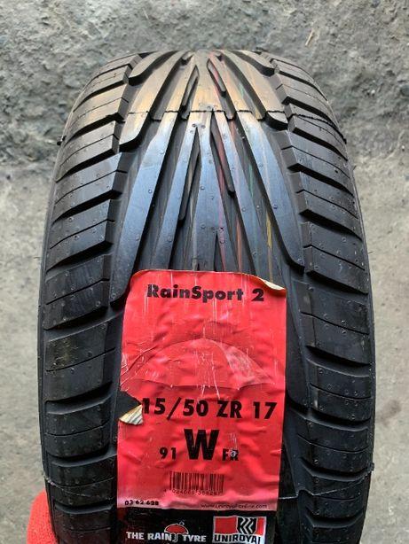 Нові літні шини 215/50R17 UNIROYAL Rain Sport 2 (ціна за 1шт)