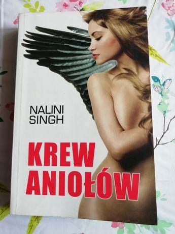 Książka: Krew Aniołów - Nalini Singh