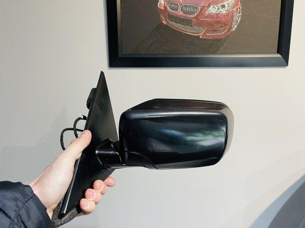 BMW e46 дзеркало Чорне на бмв Е46 Зеркала Космос Шварц Ідеал
