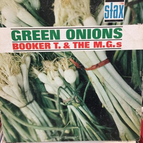 Vinil Green Onions - Booker T & the MCs - Stax Canada