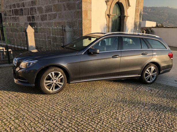 Mercedes-Benz E300 T BT Diesel/Hybrid Avantgarde 11/13