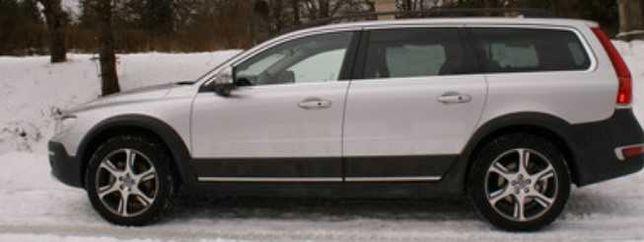 VOLVO XC70 salon fv brutto pierwszy właściciel, uszkodzony silnik