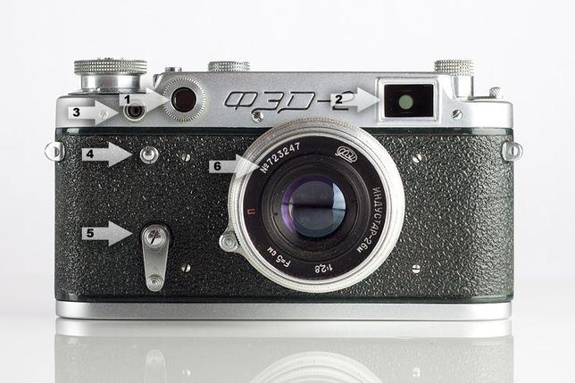 Ремонт механических фотоаппаратов и оптических приборов