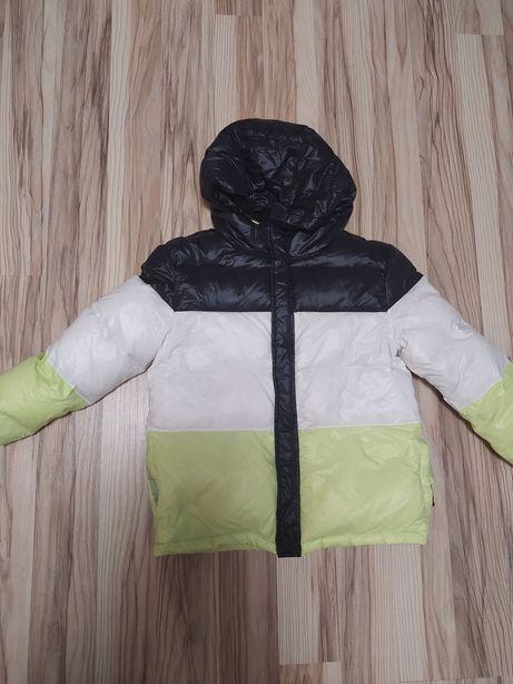 Курточка пуховая Mango 134, 140 рост