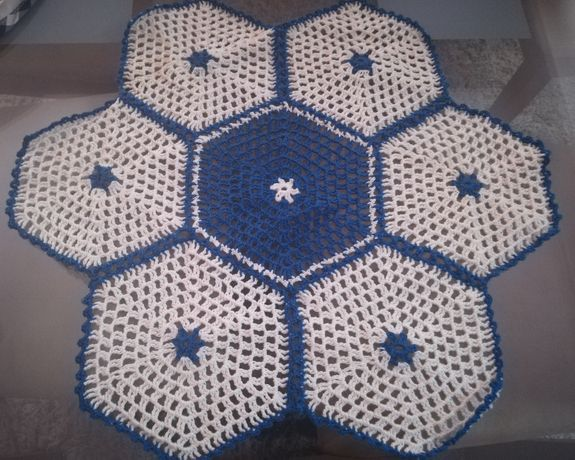 Crochet decoração