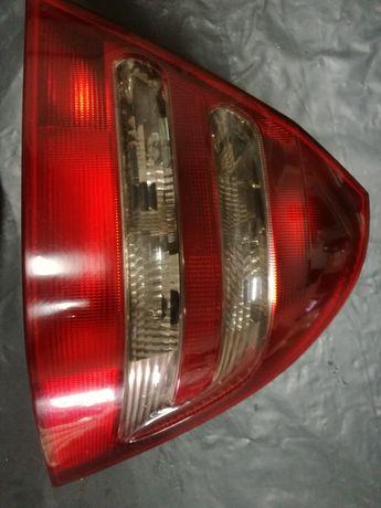 Mercedes C 220 material
