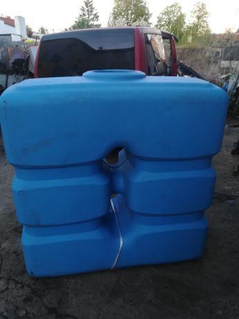 Zbiornik na deszczówkę 2000 litrow