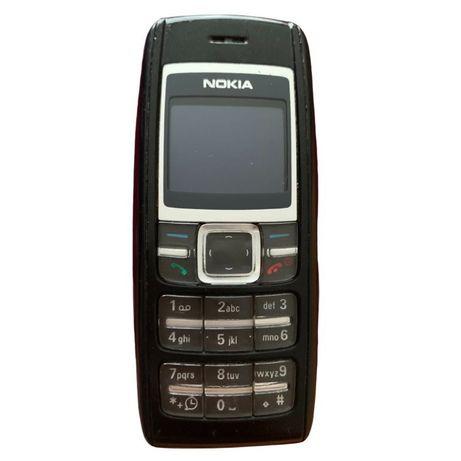 Telefon Nokia 1600 czarny, używany