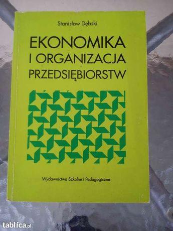 Ekonomika i Organizacja Przedsiębiorstw - Książka