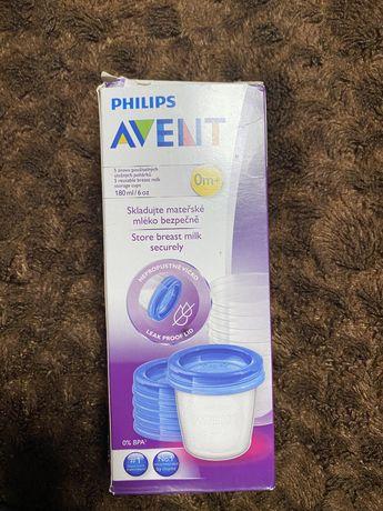 Емкости Контейнеры для хранения грудного молока - Philips Avent