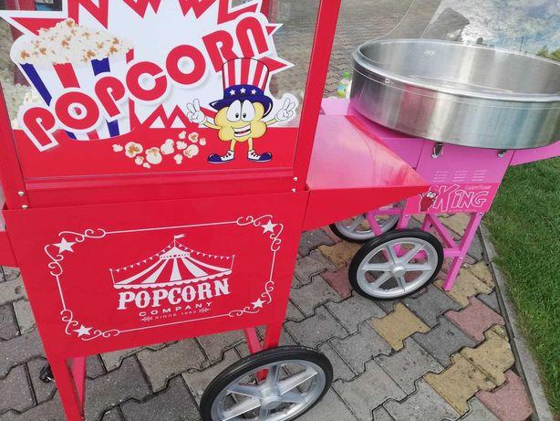 Wata Cukrowa na wesele / Popcorn / Przyczepy Gastro