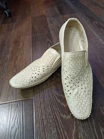 Мужские туфли летние р.43