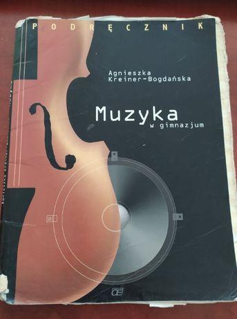 Muzyka w gimnazjum. Podręcznik