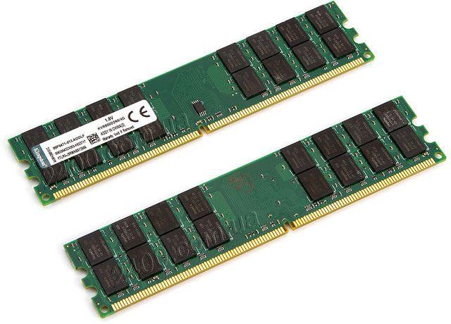 Оперативная память DDR2 4GB AMD 800MHz (KVR800D2N6/4G) socket AM2/AM2+