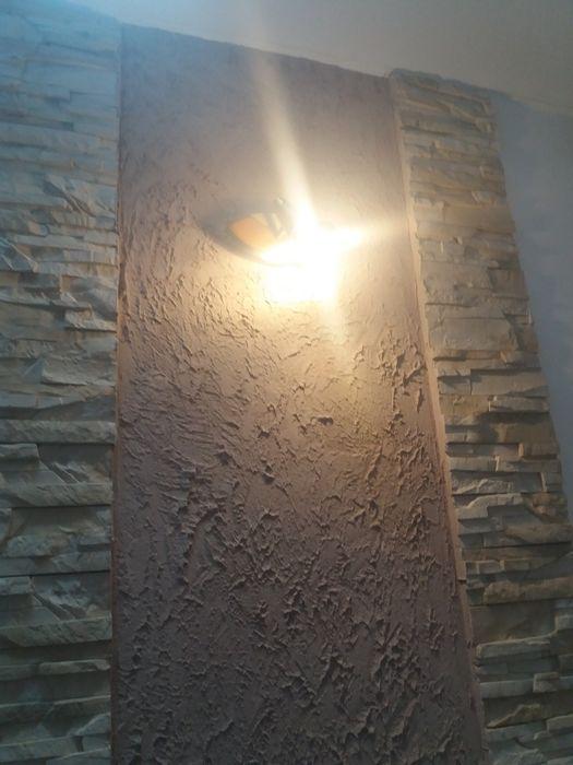 kinkiet ścienny brązowy Suków - image 1