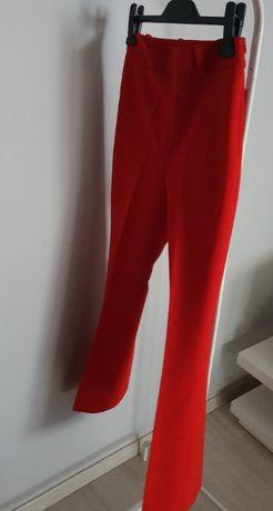 Zara spodnie z metką