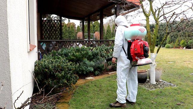 Opryski w ogrodach, wertykulacja, aeracja trawników, usługi ogrodnicze