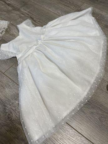Платье детское нарядное 62р