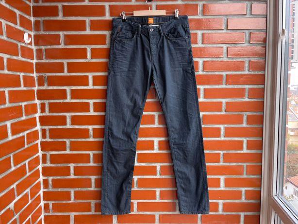 Hugo Boss оригинал мужские джинсы штаны размер 32 хуго босс Б У