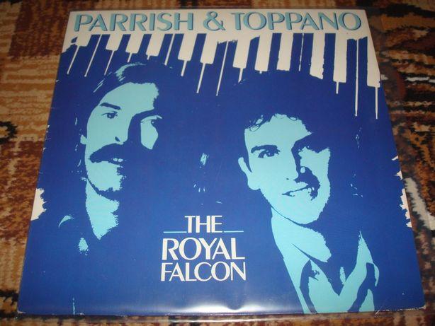 Płyty winylowe Parrish &Toppano-The Royal Falcon