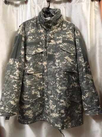 PROPPER - kurtka wojskowa amerykańska całoroczna z podpinką L
