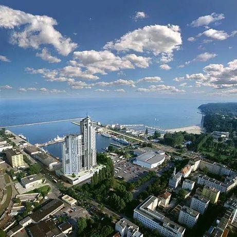 Sea Towers apartament z widokiem na morze!