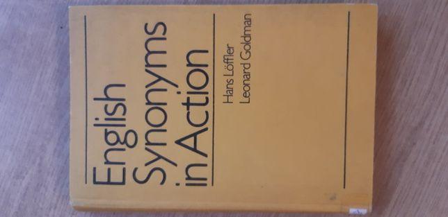 English Synonyms in Actions - Hans Loffler, Leonard Goldman
