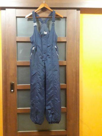 Spodnie narciarskie chłopięce  152 cm