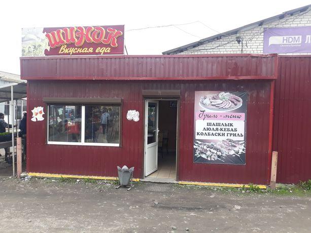 Продам действующее кафе в г.Купянск