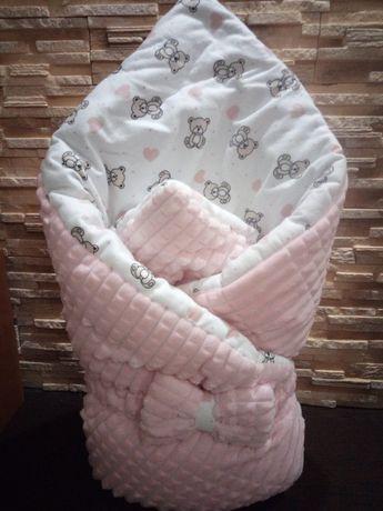 Конверт на Выписку для новорожденного,уголок на Выписку,Утепленный
