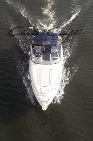 łodź motorowa kabinowa Chris Craft 27 - spacerówka - jacht spacerowy