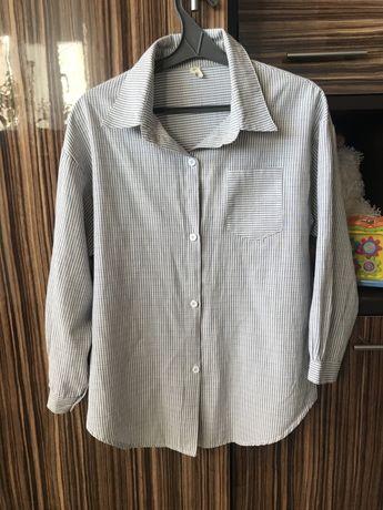 Блузка для вагітних на довгий рукав.