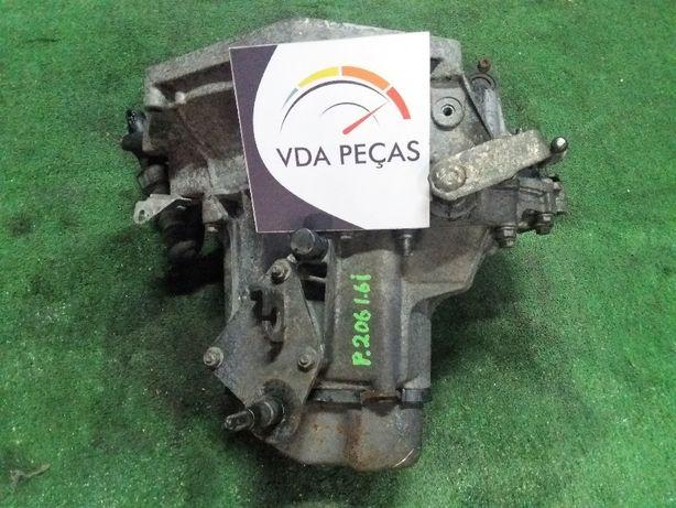 Caixa Velocidades Peugeot 206 1.6 16V Ref: 20 CP 48 , 20 CN 25