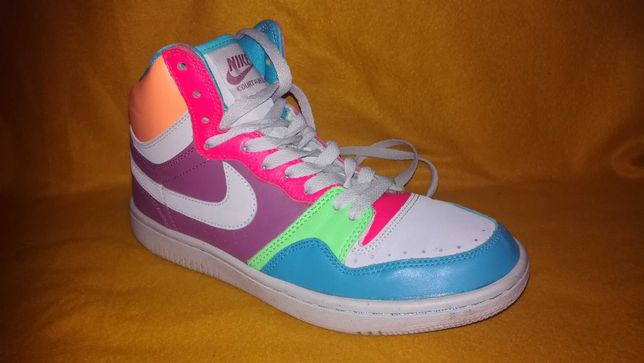 Buty Nike Court Force High 40(25,5) jak NOWE