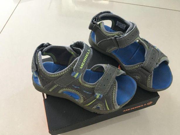 Sandałki dziecięce Merrell rozmiar 29