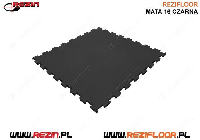 Mata gumowa 16 mm Fitness / CrossFit / Siłownia / podłoga gumowa PL
