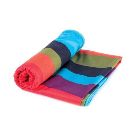 Ręcznik plażowy 80x160 szybkoschnący SPOKEY MARSALA nowy