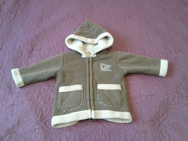 Płaszczyk dla dzieci Baby gues roz. 86 cm.