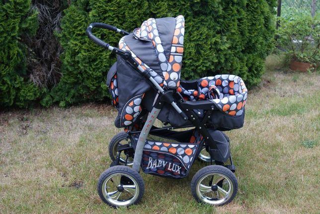 Wózek dziecięcy Smart Baby lux