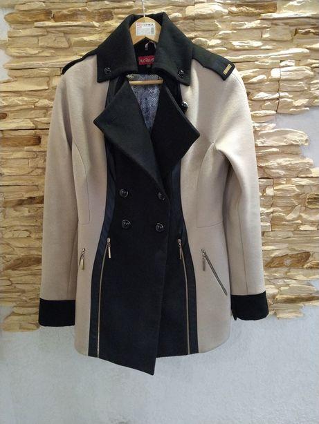 Продам демисезонное пальто)