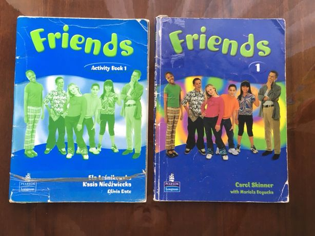 Friends 1 Pupils book, Activity book