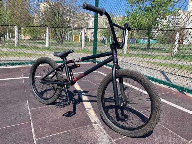 Трюковый велосипед bmx вмх бмх